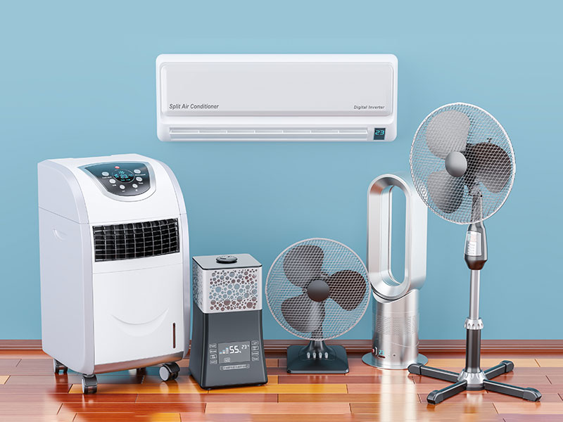 Portable vs fitted air conditioner
