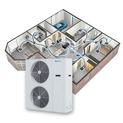 DUcted Air-conditioners