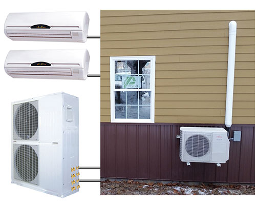 Ductless Mini Split Aircon Systems