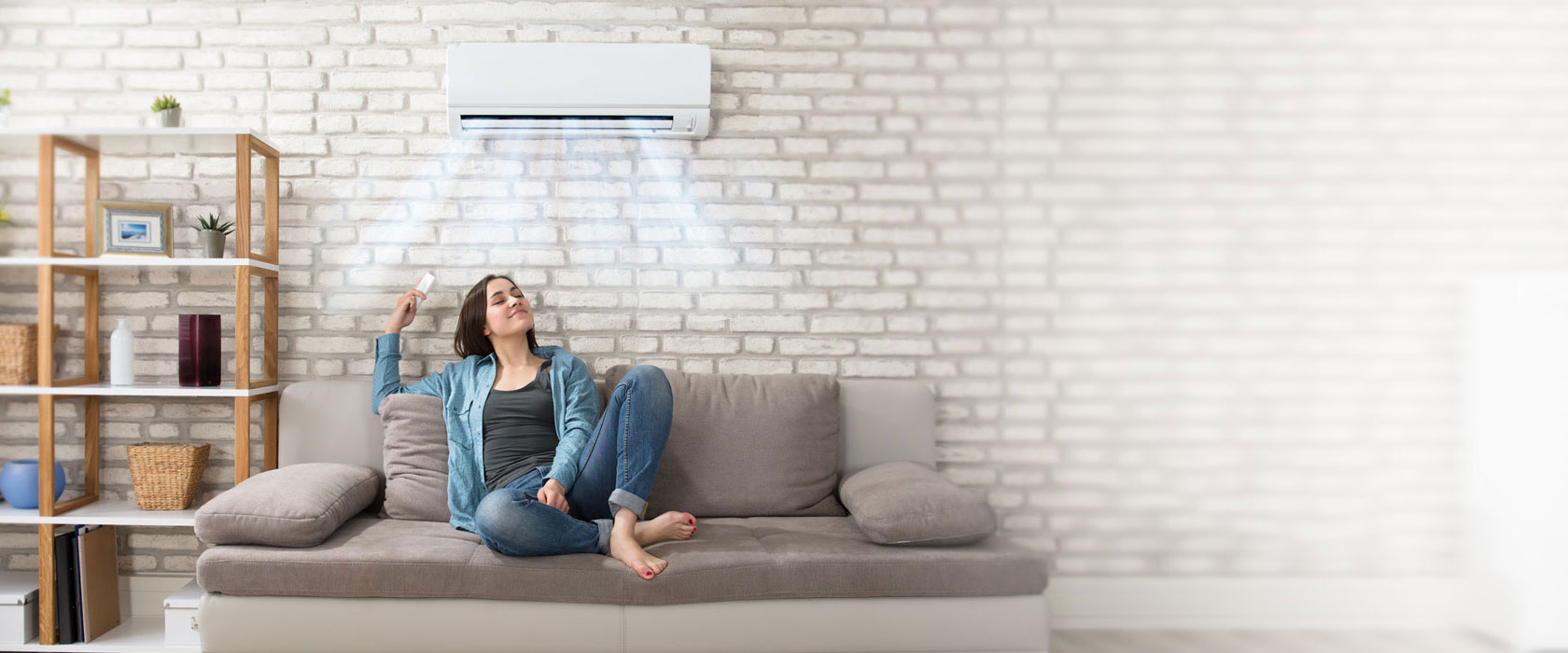 Cool your family during summer or warm up your home during winter with a new reverse cycle air conditioning system